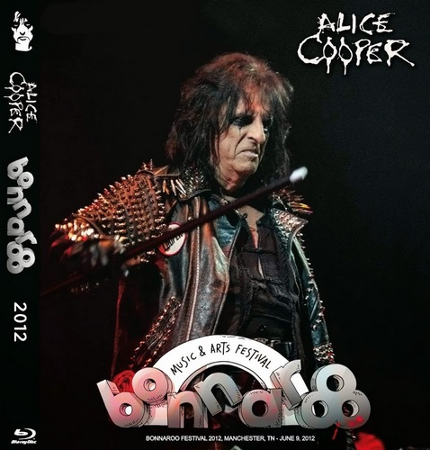 Alice Cooper - Live at Bonnaroo Festival (2012, DVD5)