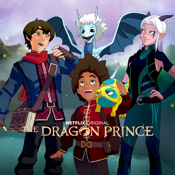 Принц-дракон / The Dragon Prince [S03] (2019) WEB-DL 1080p | SDI Media