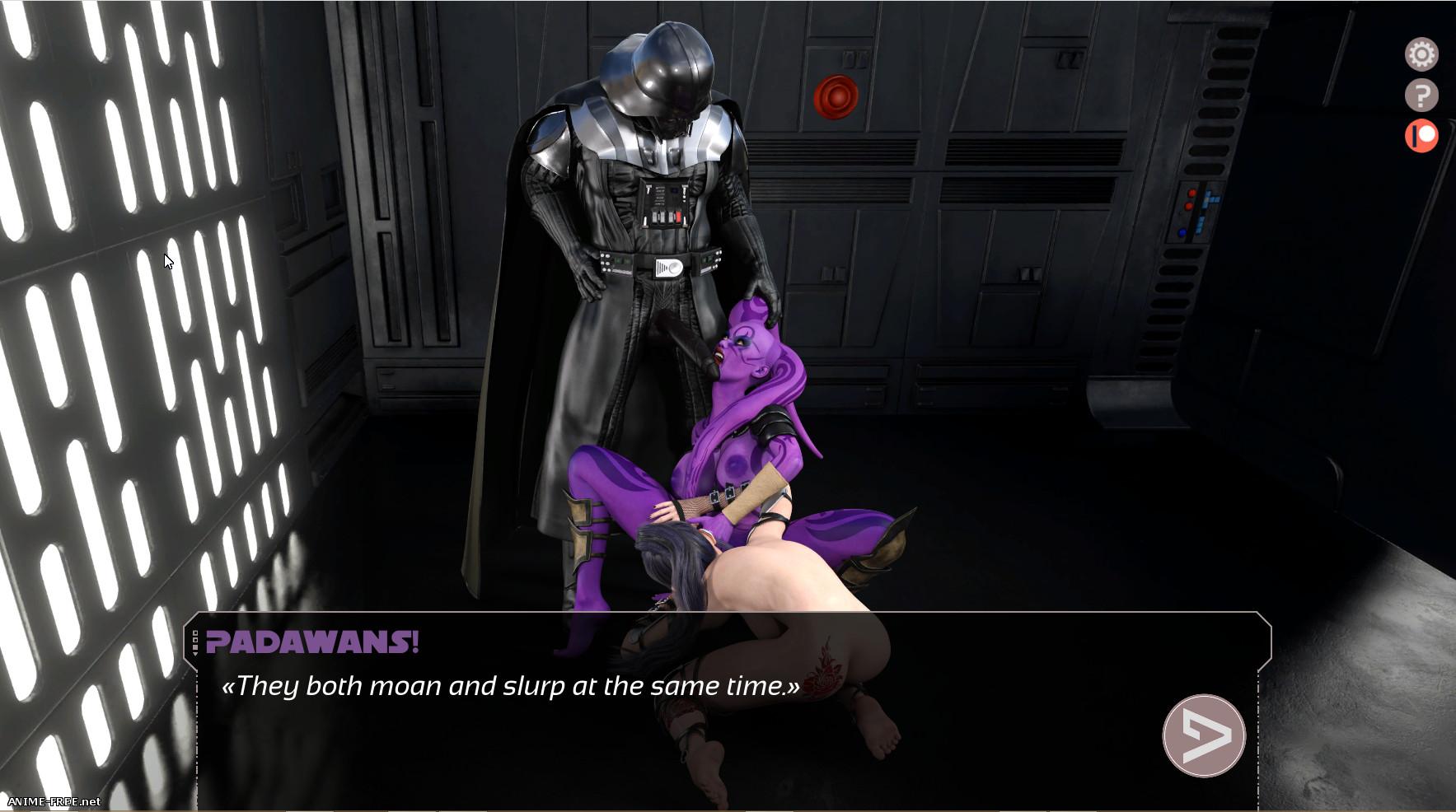 Death Star Trainer [2018] [Uncen] [ADV, 3DCG] [ENG] H-Game