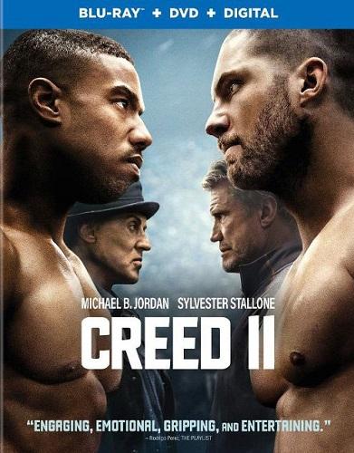 Creed 2 2018 1080p BluRay x264 DTS-HDC