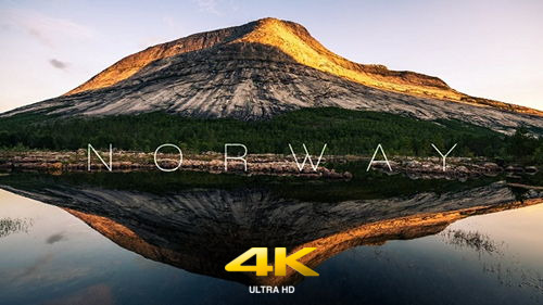 Норвегия / Norway (2018) WEBRip [H.264 / 2160p] [4K, UHD] (2 части)