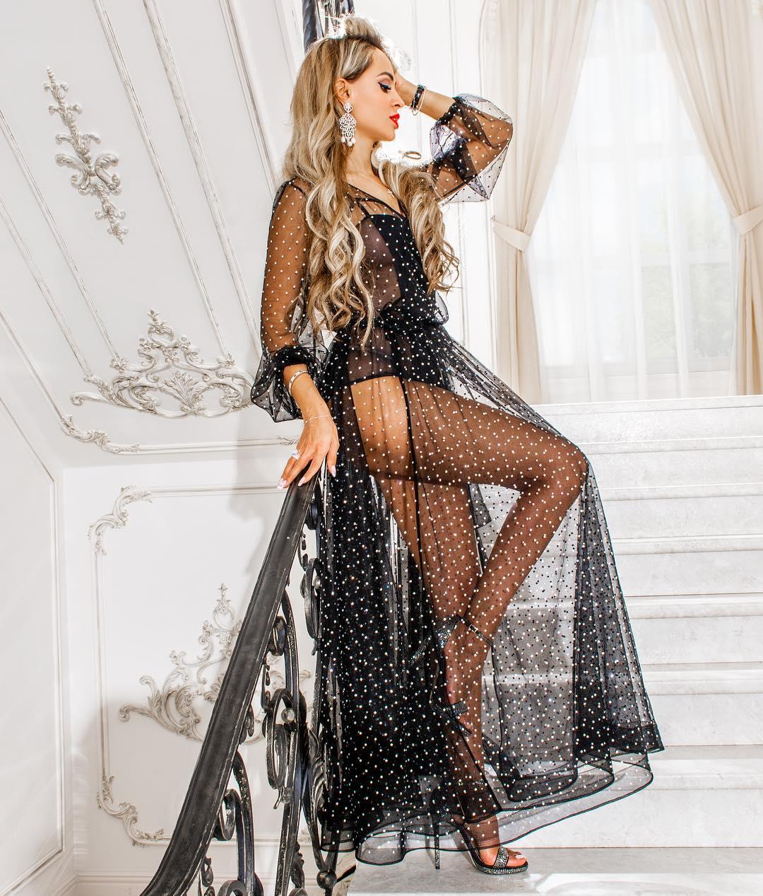 Анна Калашникова Голая