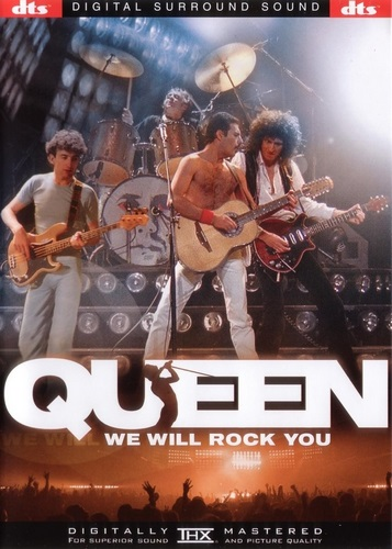 Queen - We Will Rock You (1982, DVDRip)