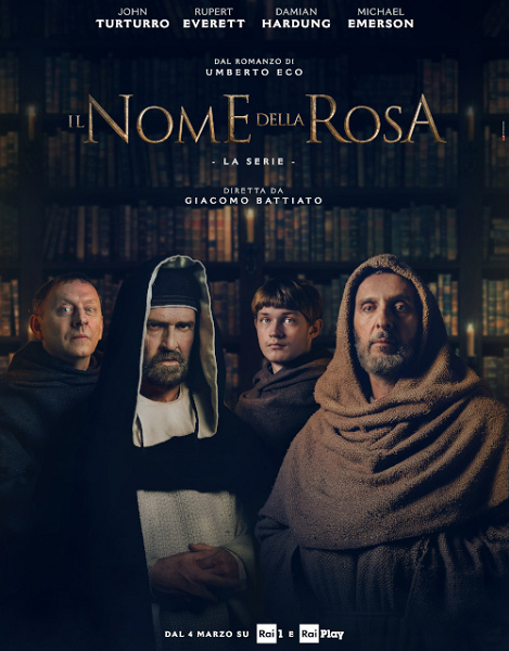 Имя розы / The Name of the Rose / Il Nome Della Rosa [Сезон: 1] (2019) WEB-DL 1080p | SDI Media