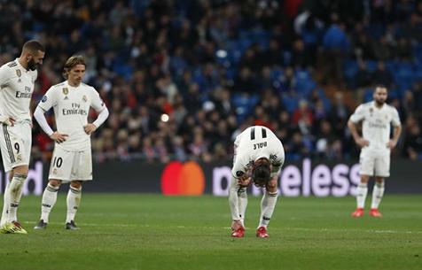 """Реал травМадрид"": 41 травма в сезоне 2018/2019"