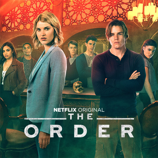 Порядок / Тайный орден / The Order [S01] (2019) WEB-DL 720p | Невафильм