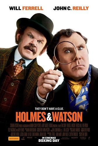 Holmes and Watson 2019 1080p WEB-DL H264 AC3-EVO