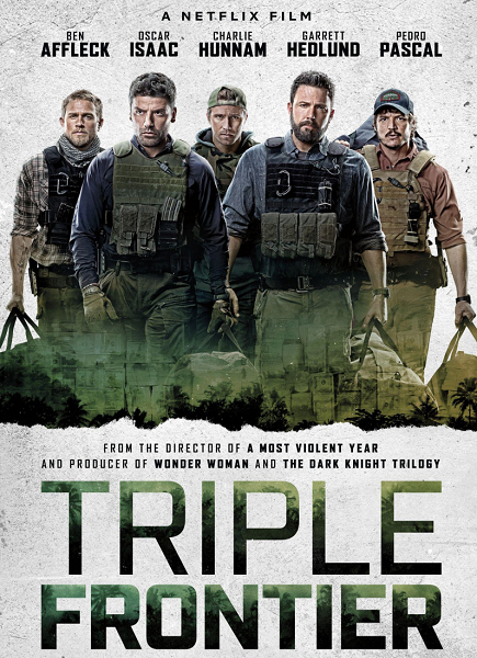 Тройная граница / Triple Frontier (2019) WEB-DL 1080p | Невафильм