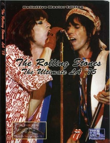 The Rolling Stones - The Ultimate L A  '75 (2012, DVD9)