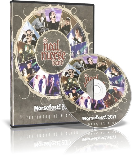 The Neal Morse Band - Morsefest! 2017: Testimony of a Dream (2018, 2xBlu-ray)