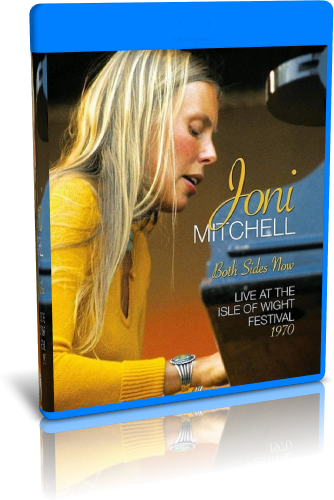 Joni Mitchell - Both Sides 1970 (2018, Blu-ray)