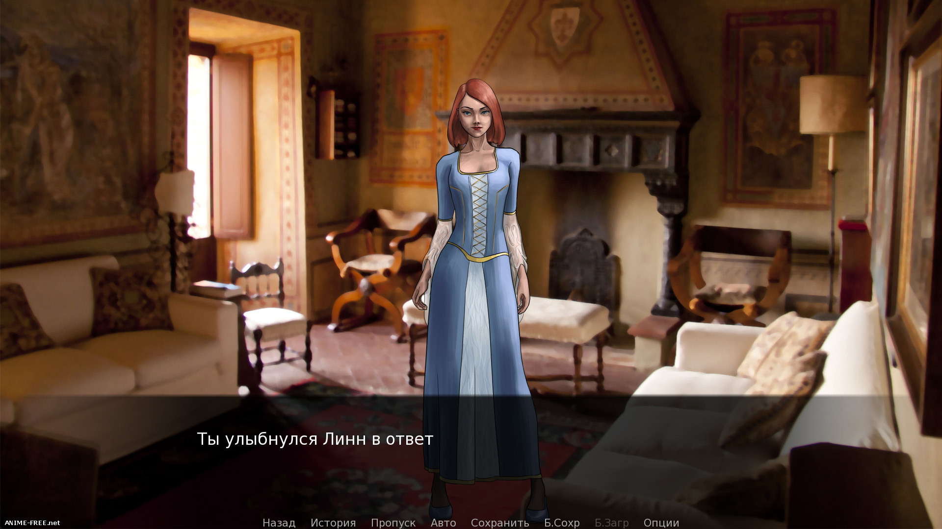 Queen Counselor / Советник королевы [2019] [Uncen] [ADV] [RUS] H-Game