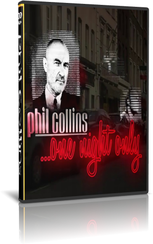 Phil Collins - One Night Only 2010 (2019, DVD5)