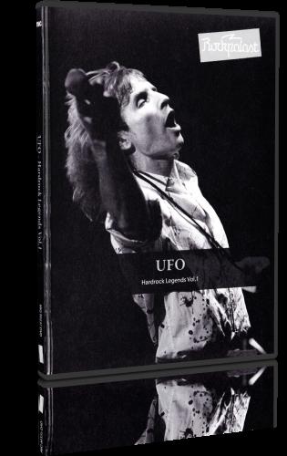 UFO - Rockpalast: Hardrock Legends Vol 1 (2010, DVD5)