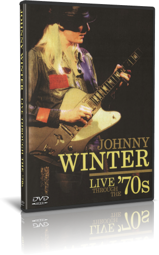Johnny Winter - Live Through The '70s (2007, DVD5)
