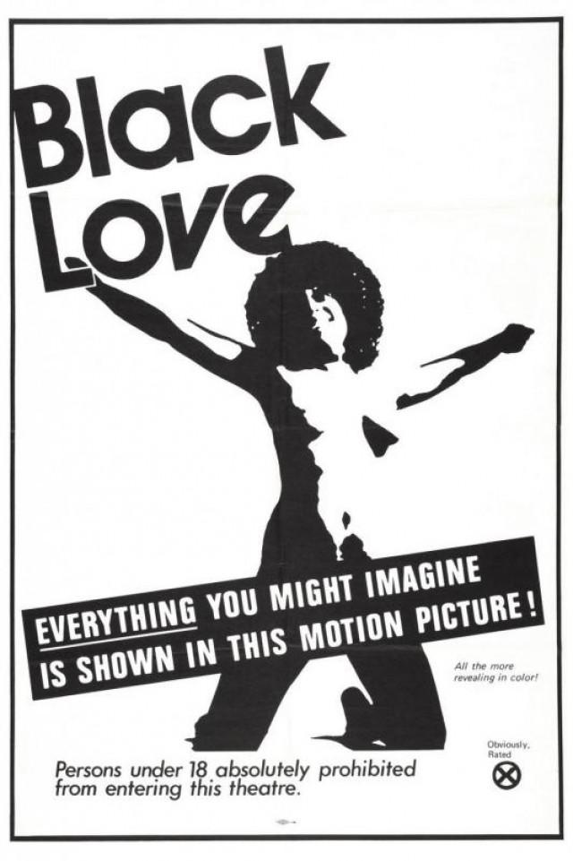 Черная любовь / Black Love (1971) DVDRip |