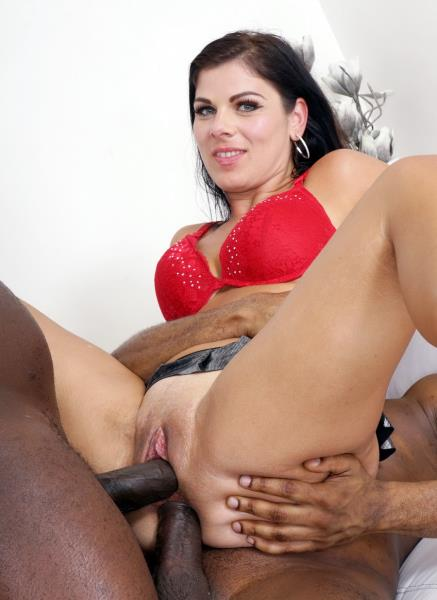 Janice United - First Black Cock And First Double Anal For Janice United IV297 (2019) HD 720p |