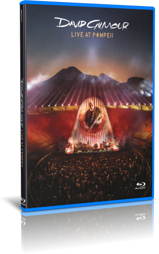 David Gilmour - Live at Pompeii (Deluxe Edition) (2017, 2xBlu-ray)
