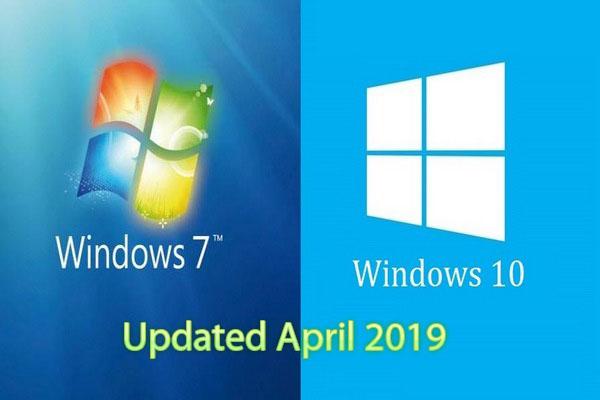Windows 7 + Windows 10 v1809 AIO (21-in-1) ESD En-US (x64) April 2019-Gen2