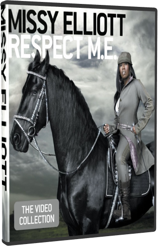 Missy Elliott - Respect M E  The VIDEO Collection (2006, DVD5)