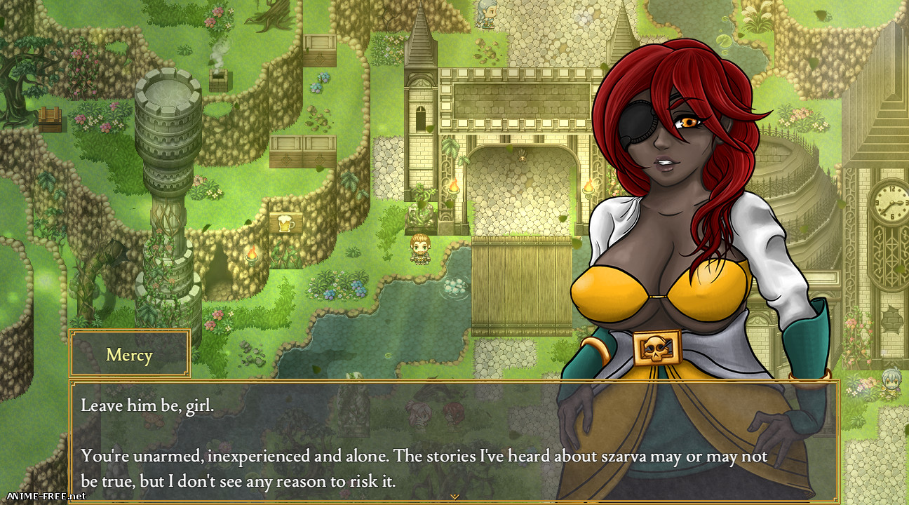 Daughter of Essence [2018] [Uncen] [ADV, RPG] [ENG] H-Game