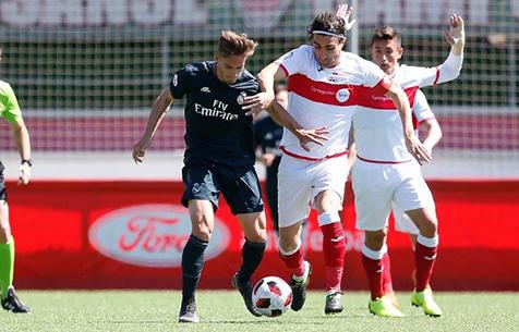UD San Sebastian de los Reyes - Real Madrid Castilla 2:2