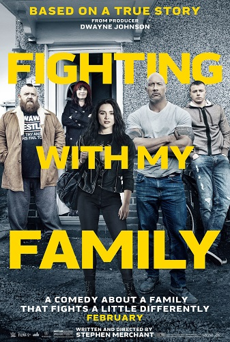 Fighting with My Family 2019 1080p WEB-DL H264 AC3-EVO