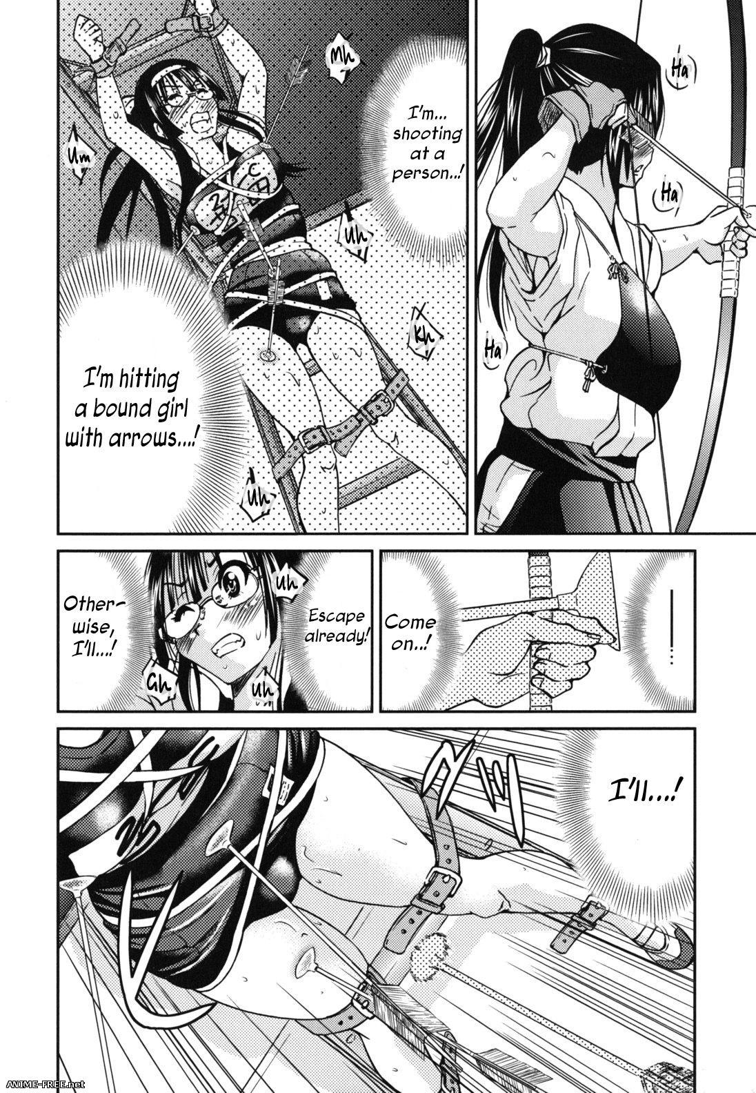 Inoue Yoshihisa / Ponyfarm - Сборник хентай манги [Ptcen] [JAP,ENG,RUS] Manga Hentai