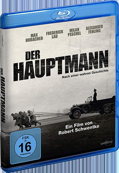 Капитан / Der Hauptmann (2017) BDRip   HDRezka Studio