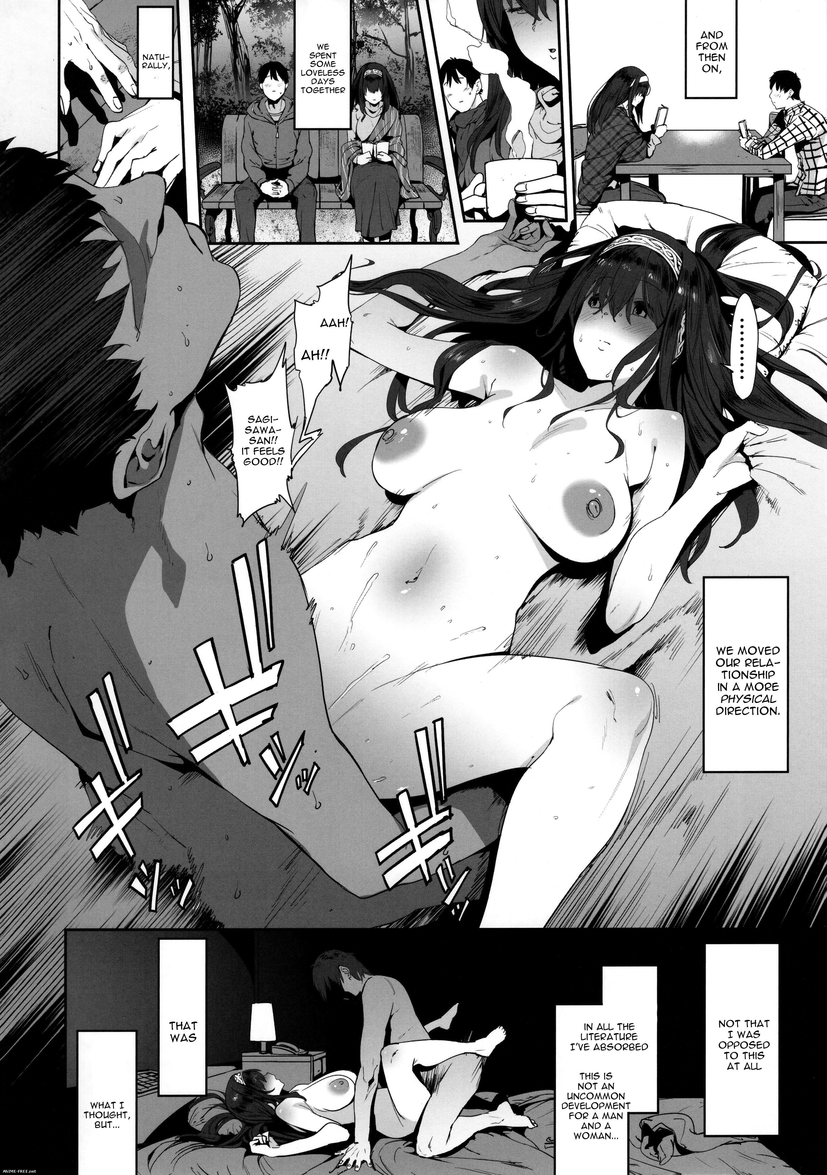Pija / Pijya (Pianiishimo) - Сборник хентай манги [Cen] [JAP,RUS,ENG] Manga Hentai
