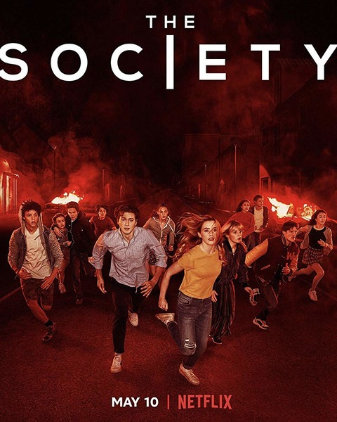 Общество / The Society [S01] (2019) WEB-DL 1080p | Пифагор | 22.22 GB