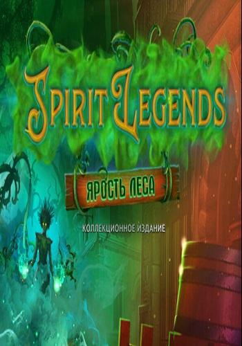 Spirit Legends: The Forest Wraith. Collectors Edition / Легенды о духах. Ярость леса. Коллекционное издание [2019, квест, поиск предметов]