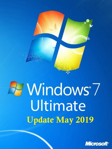 Windows Ultimate (x64) En-US 2019