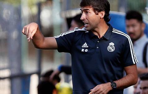 Рауль 14 июня получит тренерскую лицензию
