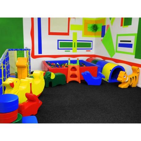 Игровой комплекс для активного времяпровождения и развития детей