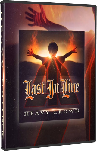 Last In Line - Heavy Crown (2016, DVD5)