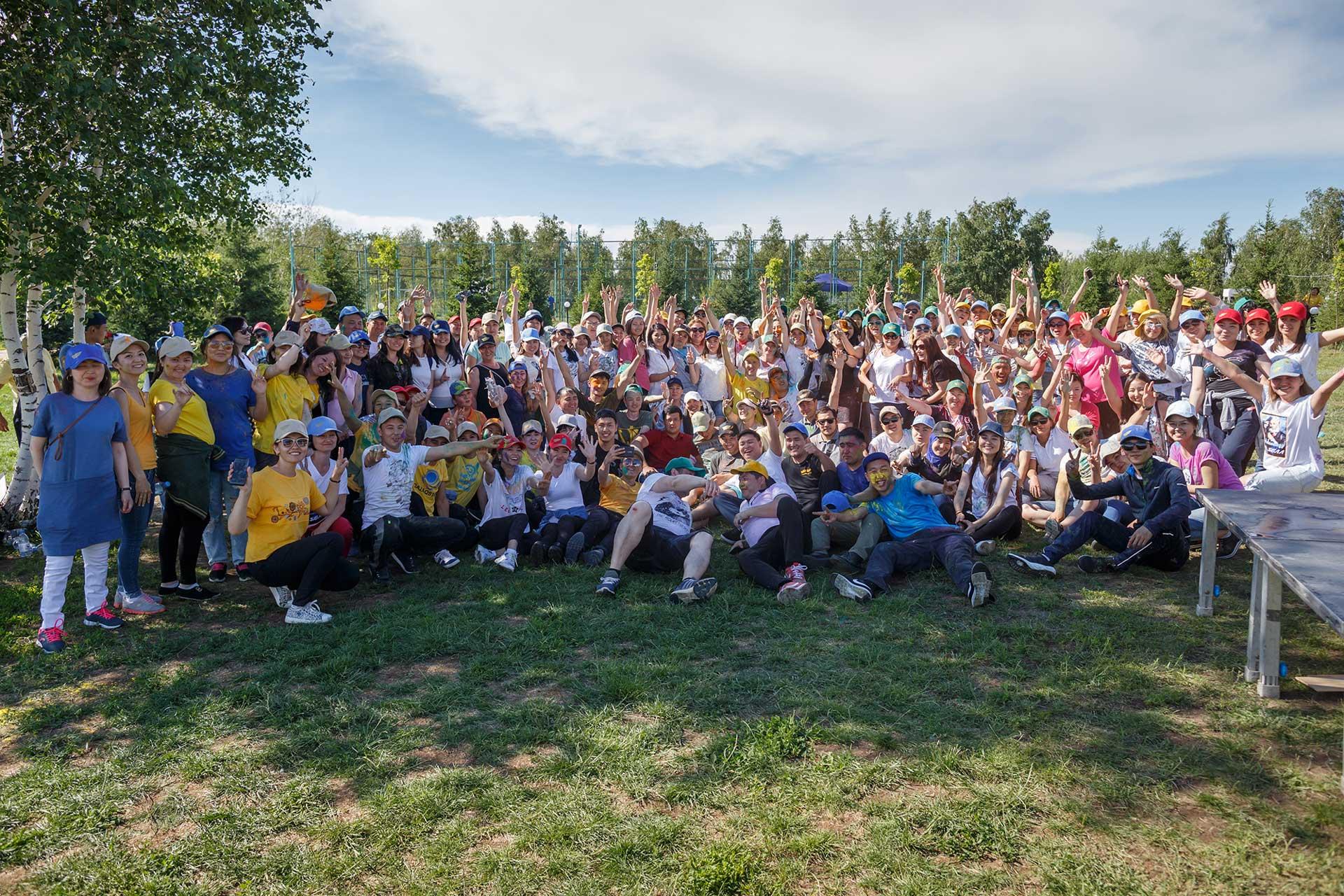 Тимбилдинг в Алматы и Астане от профессионалов высокого класса