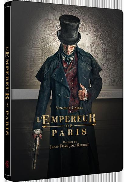 Видок: Охотник на призраков / Видок: Император Парижа / L'Empereur de Paris (2018) BDRemux 1080p | HDRezka Studio