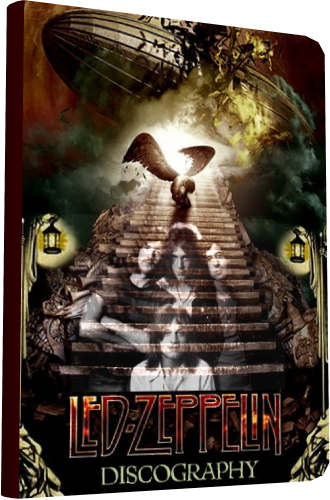 Led Zeppelin - Discography (1969-2018)