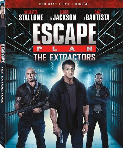 Escape Plan The Extractors 2019 1080p Bluray DTS-HD MA 5 1 X264-EVO