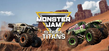 Monster Jam Steel Titans-CODEX