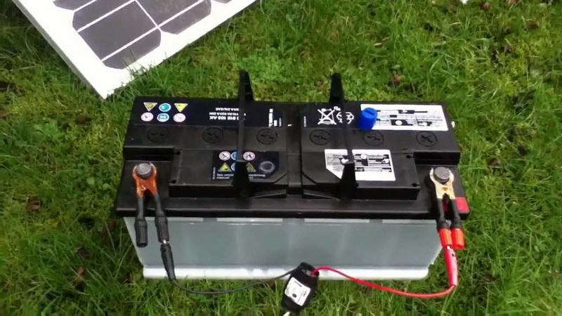 аккумуляторы для СЭС