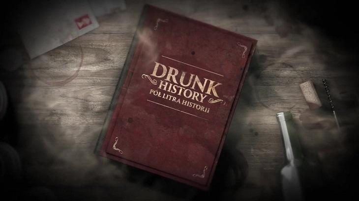 Drunk History - Pół litra historii (2017) [SEZON 1] PL.720p.WEB-DL.x264-B89 / Lektor PL