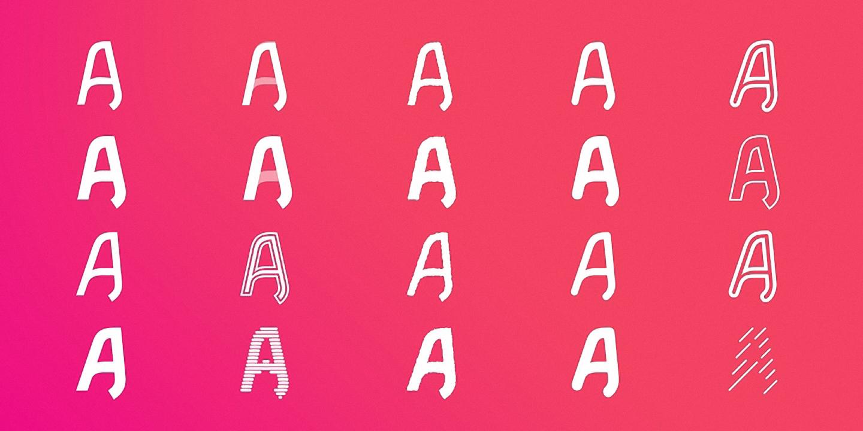 Шрифт Etewut Sans