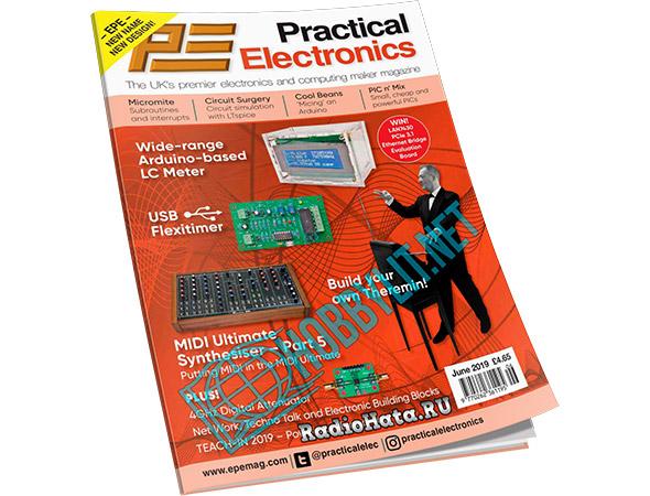 Practical Electronics №6 (June 2019)