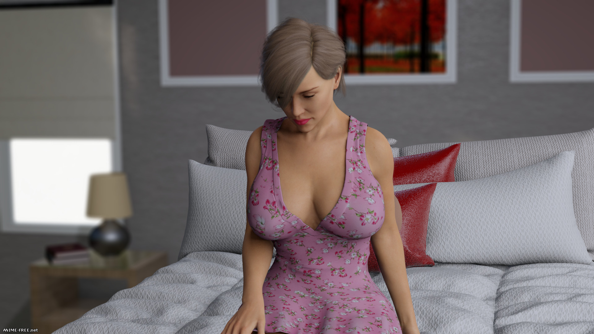 House of Seduction Remastered [2019] [Uncen] [ADV, 3DCG] [ENG,RUS] H-Game