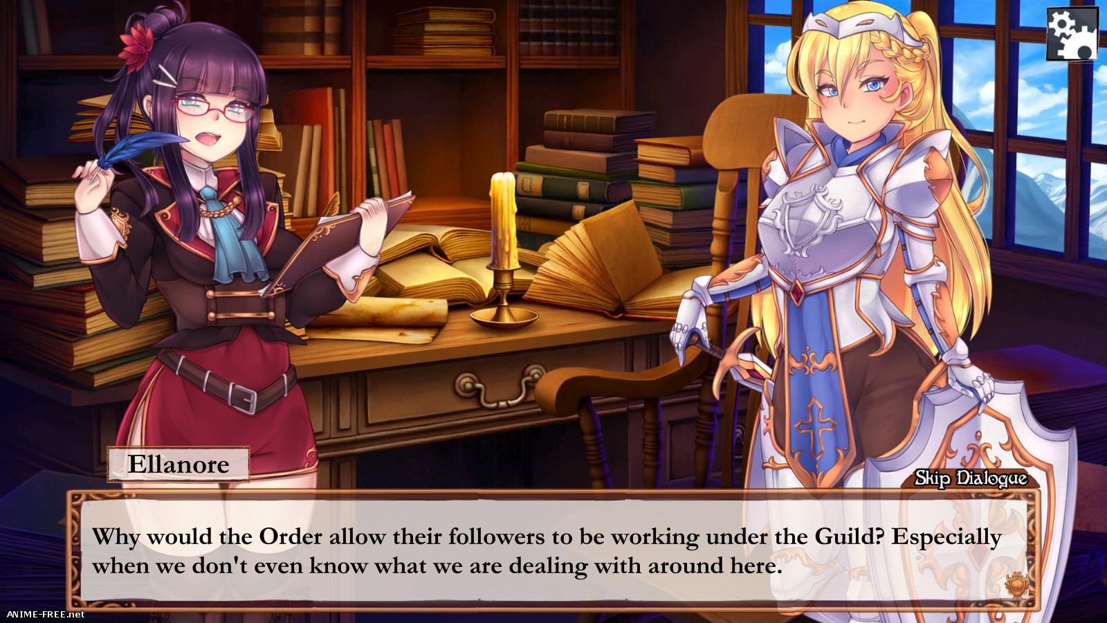 Guild Project [2019] [Uncen] [RPG] [ENG] H-Game