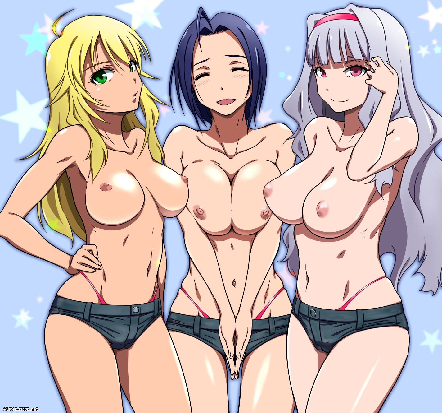 The Idolmaster / THE iDOLM@STER (Collection) - Сборник хентай арта [Ptcen] [JPG,PNG,GIF] Hentai ART