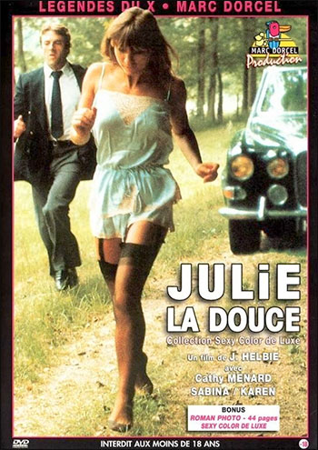 Marc Dorcel - Красотка Жюли / Julie la douce / Sweet Julie (1982) DVDRip |