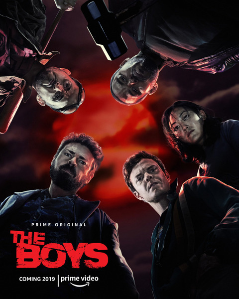 Пацаны / The Boys [S01] (2019) WEB-DL 720p | AlexFilm